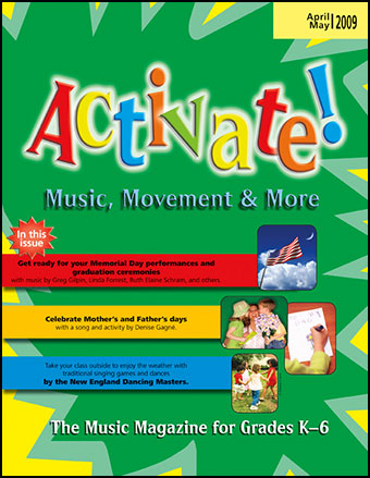 Activate Magazine April 2009-May 2009