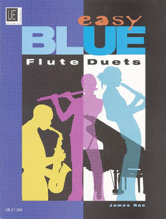 Easy Blue Flute Duets