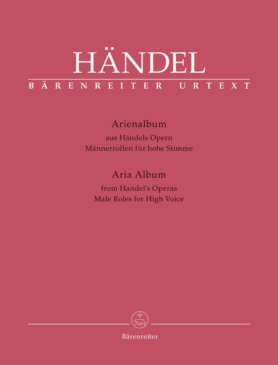 Aria Album from Handel's Operas
