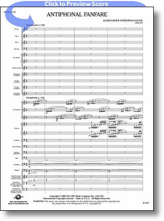 Antiphonal Fanfare
