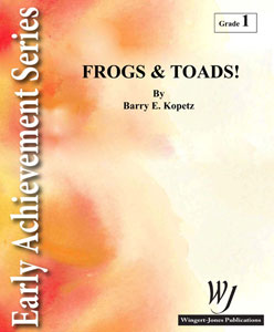 Frogs and Toads!