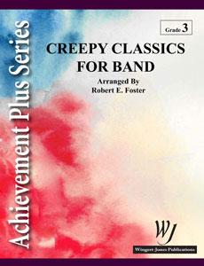Creepy Classics for Band