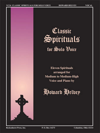 Classic Spirituals for Solo Voice
