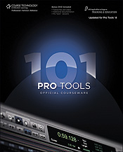 Pro Tools 101 Official Courseware, Version 8