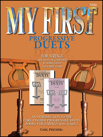 My First Progressive Duets for Strings