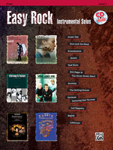 Easy Rock Instrumental Solos No. 1