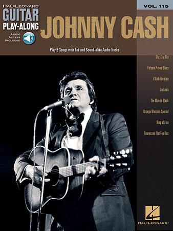 Guitar Play along No. 115 Johnny Cash