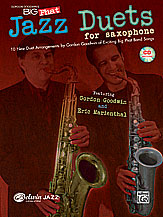 Gordon Goodwin's Big Phat Jazz Duets for Saxophone
