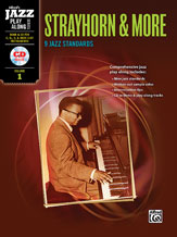 Jazz Play-Along Series - Volume  1 (Strayhorn and More)