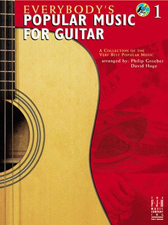 Everybody's Popular Music for Guitar No. 1