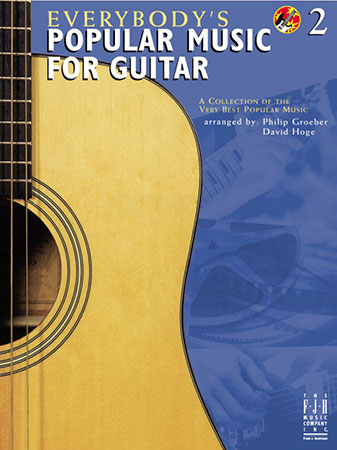 Everybody's Popular Music for Guitar No. 2