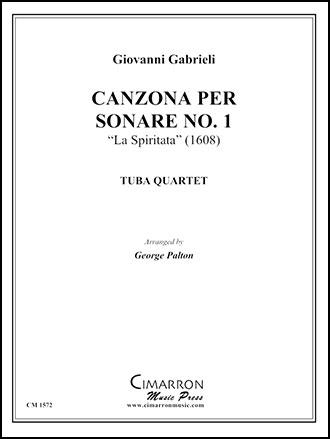 Canzon per Sonare No.1