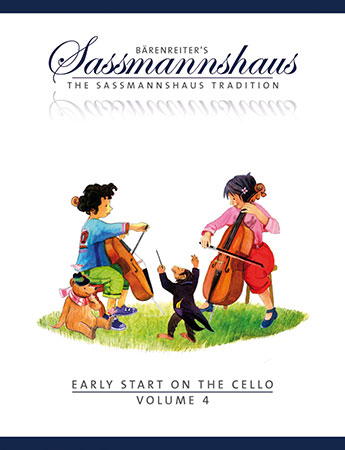 Early Start on the Cello Thumbnail