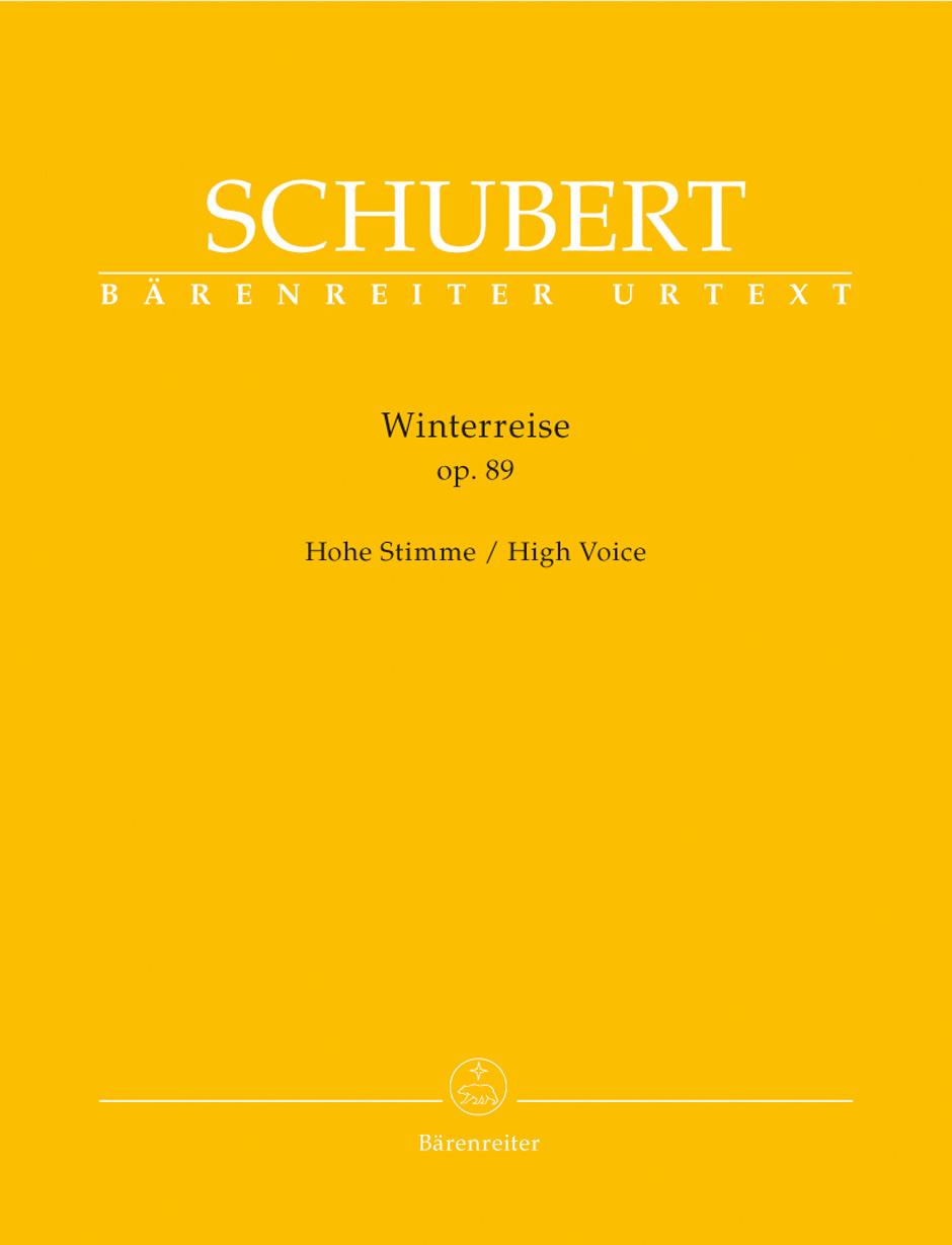 Winterreise, Op. 89 D. 911