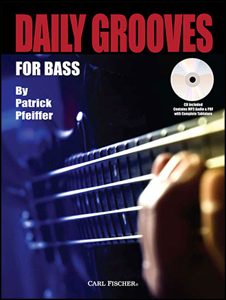 Daily Grooves for Bass