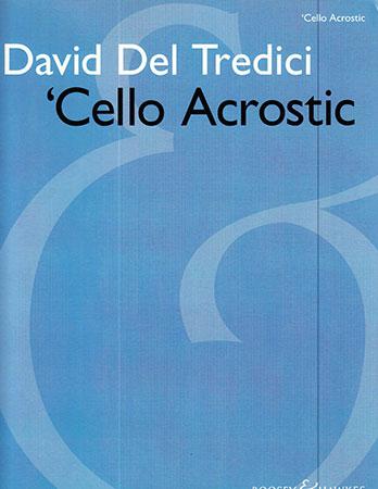 cello Acrostic  Cover
