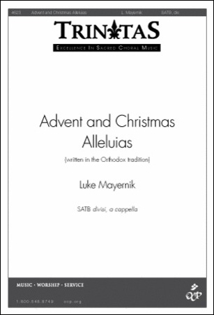 Advent and Christmas Alleluias
