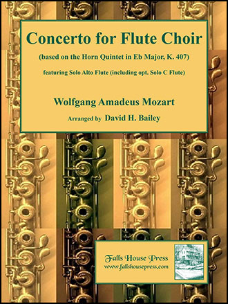 Concerto for Four Flutes