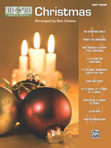 10 for 10 Sheet Music: Christmas