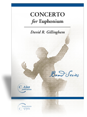 Concerto for Euphonium, Winds & Percussion
