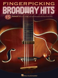Fingerpicking Broadway Hits