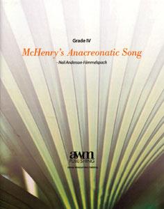 McHenry's Anacreonatic Song