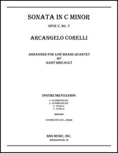 Sonata in C Minor Op. 5 No. 7