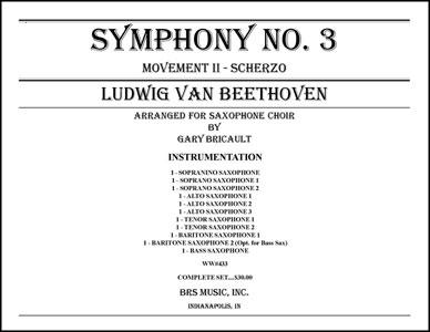 Symphony No. 3, Scherzo