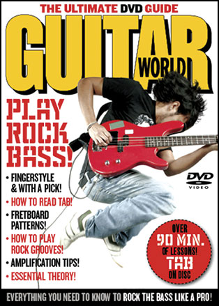 Guitar World Play Rock Bass
