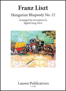 Hungarian Rhapsody No. 12