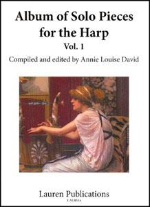 Album of Solo Pieces for the Harp, Vol. 1
