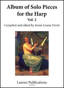 Album of Solo Pieces for the Harp, Vol. 2