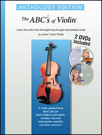 ABC's of Violin Anthology Edition