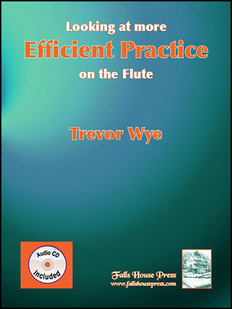Looking at More Efficient Practice on the Flute
