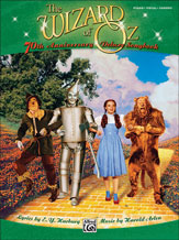 Wizard of Oz: 70th Anniversary Deluxe Songbook