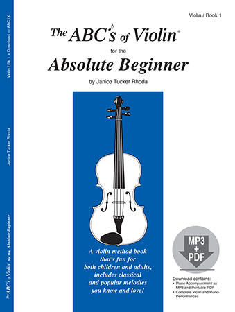 ABC's of Violin #1 Revised