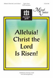 Alleluia! Christ the Lord Has Risen!