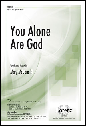 You Alone Are God
