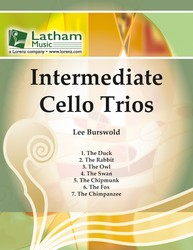 Intermediate Cello Trios