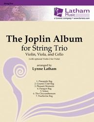 Joplin Album for String Trio