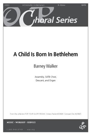 Child Is Born in Bethlehem