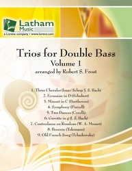 Trios for Double Bass No. 1