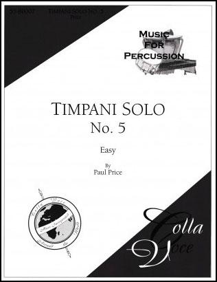 Timpani Solo No. 5