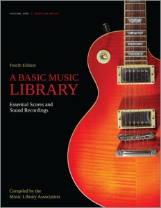 A Basic Music Library, Vol. 1: Popular Music