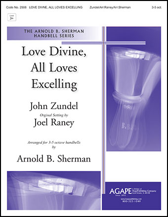 Love Divine, All Loves Excelling