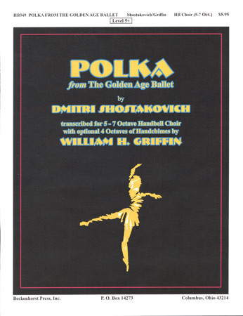 Polka from the Golden Age Ballet