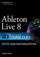 Ableton Live 8 Course Master