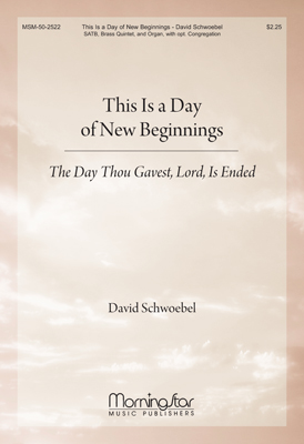 This Is a Day of New Beginnings