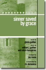 Sinner Saved by Grace