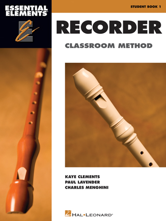 Essential Elements for Recorder, Book 1